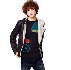 #clothesforhumans #Benetton #FW16 #collection #trend #fashion #man#knitwear #jacket