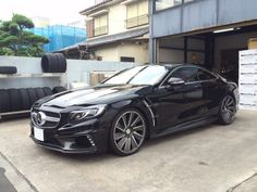 Mercedes-Benz C217 S-Class Coupe by Wald Black Bison  #mbhesss #mbtuning #wald