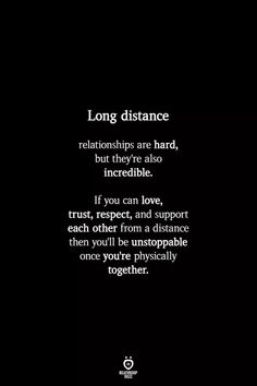 Soulmate Love Quotes, Love Quotes For Her, Romantic Love Quotes, Heart Quotes, Long Distance Love Quotes, Quotes Distance, Long Distance Boyfriend, Long Distance Relationship Quotes, Reality Quotes