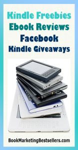 169 ebook listing sites, Kindle freebie sites, book review sites, and Facebook ebook groups. #ebooks