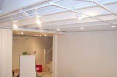 leaving basement ceiling exposed