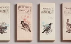bird chocolate / blendit