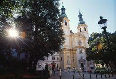 Servitenkirche in der Servitengasse
