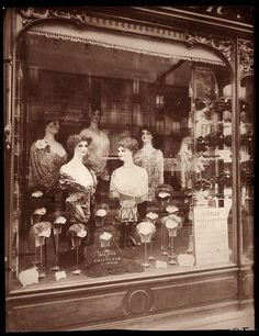Cigarettes: Eugène Atget, photographer.