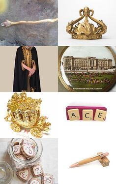 Queen Of Wands by Jacquelyn Jones on Etsy--Pinned with TreasuryPin.com #promotingwomen #royalconnection #QueenOf #Wands