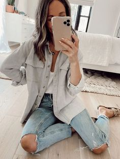 Cute Casual Outfits, Fall Outfits, Fashion Outfits, Summer Casual Styles, Capsule Wardrobe Casual, Outfits Juvenil, Outfit Invierno, Spring Summer Fashion, Spring Style