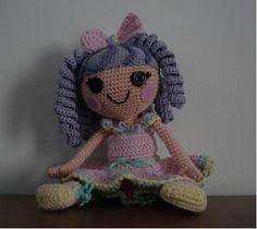 Oopsie Doll Pattern - free
