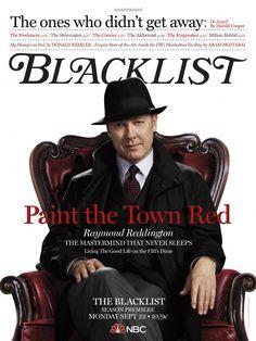 The Blacklist [TV] ~1eyeJack~