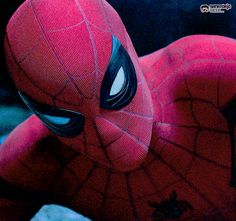 Imagen de gif, homecoming, and spiderman
