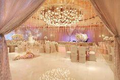 Nice party set-up! Wedding reception! LOVE!