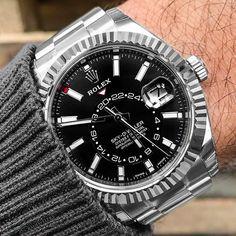 Skydweller Fine Watches, Cool Watches, Rolex Watches, Sky Dweller, Best Gifts For Men, Luxury Watches For Men, Vintage Watches, Bracelets For Men, Bracelet Watch