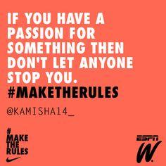 @Kamisha14 #maketherules
