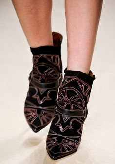 564cc0bcff Kick Up Your Heels now Ulla Johnson Griffin Suede Booties
