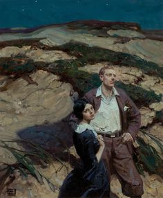 The new issue of Illustration Magazine has a cover feature on American illustrator Dean Cornwell The article includes over 40 . Classic Paintings, Beautiful Paintings, Traditional Paintings, Traditional Art, American Illustration, Illustration Art, Dean Cornwell, Art Students League, New York Art