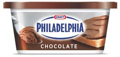 Introducing Philadelphia Chocolate Spread!