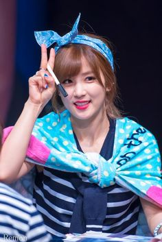 Apink Chorong at Gangnam Fansign Even