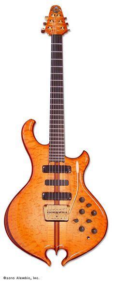 Alembic Guitars - Series II Guitar