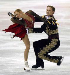 Roman Kostomarov and Tatiana Navka