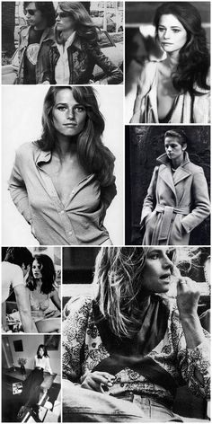 Inspiration from Northern Light: Charlotte Rampling
