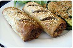 Vegan Sausage Rolls, fo rlz wanna try something like this