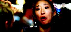 This is her not taking your shit.   27 Reasons Why Cristina Yang Is Everything You Aspire To In Life