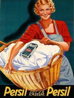 Resultado de imagen para pin de publicidades antiguas jabon para ropa