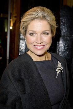 Queen Maxima attend the 100th anniversary of the Stock Exchange 11/7/2013