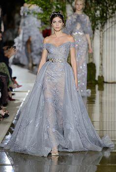 Paris Haute Couture Fashion Week: Zuhair Murad Fall/Winter '17 | Buro 24/7