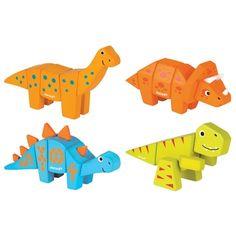 Janod Animal Kits - Dinosaurs available @ sid & evies