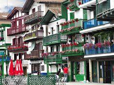 Naturaleza y Viajes: Costa de Guipuzcoa: Hondarribia y Pasaia Donibane (País Vasco, VII de VIII)