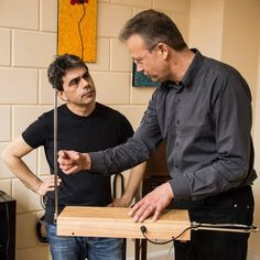 Teaching during the Theremin Spring Academy 2014 in Leipzig (II)