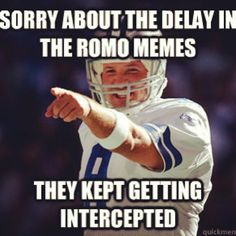 Tony Romo Gay   see more