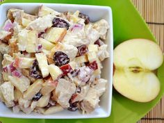 3 PointsPlus 4 SmartPoints Ingredients: 2 cups apple (diced) 1 cup celery (diced) 1/2 cup raisins 1/2 cup nuts 2 tablespoons lite mayonnaise-type dressing (or mayonnaise) 1 tablespoon orange juice [wp_ad_camp_3] Directions: 1. Mix orange juice with salad dressing or…