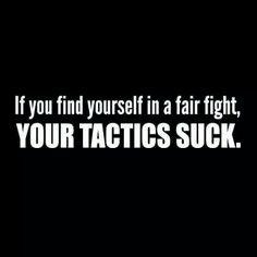 Your tactics suck  www.Facebook.com/McDojoLife