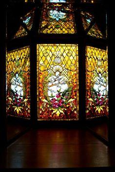 Stained glass window Elmwood Richmond, KY