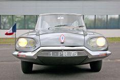 Citroën DS21 Présidentielle by Henri Chapron 1968 de Charles de Gaulle                                                                                                                                                                                 Mehr