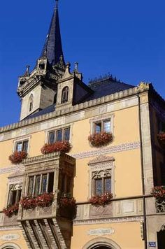 Hotel de Ville, Obernai - #Alsace