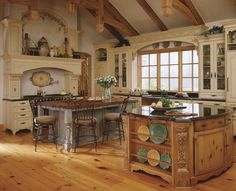 images of country kitchens - Google Search