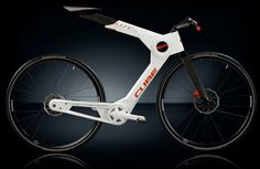 Cube's Urban Street Concept Bike by Gregor Dauth