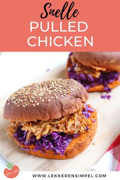 Korma, Pulled Chicken Recipes, College Meals, College Recipes, Good Food, Yummy Food, Happy Foods, Food Hacks, Healthy Snacks
