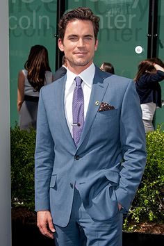 White Collar on USA Network. Starring Matt Bomer, looking fineee as ever!!!