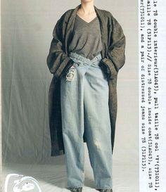 what-do-i-wear:  fall winter 2000, martin margiela