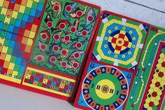 Transogram game boards