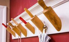 Ken Wingard's DIY Rolling Pin Rack