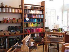SAORI Studio LA - SAORI weaving