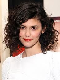 Hair Cuts Short Curly Audrey Tautou 16 New Ideas Audrey Tautou, Short Curly Hair, Curly Girl, Short Hair Cuts, Curly Hair Styles, Curly Bob, Messy Curls, Voluminous Curls, Permed Hairstyles