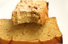 Banana bread that keeps you full for hours, thanks to a scoop of your favorite protein powder.