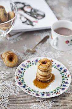 Rosquillas de anis sin fritura - Tarjeta de embarque