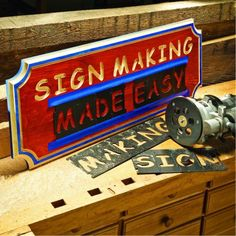 router sign pro signmaking template kit accessories eagleamerica