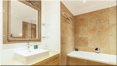 modern stílusú fürdőszoba luxusapartman (lakások, otthonok 11)